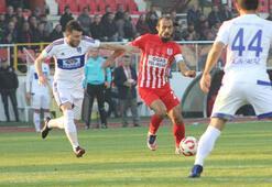Balıkesirspor-Büyükşehir Gaziantepspor: 0-0