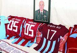 Şehit Binbaşı Kulaksızın üç aşkından biri Trabzonspordu