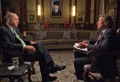 Erdoğan, ABDnin CBS kanalına önemli açıklamalar yaptı