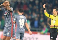 Beşiktaş, Anderson Talisca için TFFye başvuruda bulundu