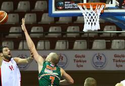 Gaziantep Basketbol-Banvit: 69-60