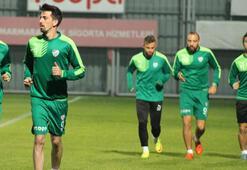 Bursaspor, Akhisar Belediyespor maçı hazırlıklarına başladı