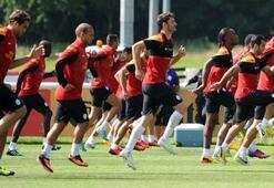 Galatasaray kamp yaptığı St. Georges Parkı