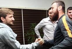 Aykut Demir ve Marko Marin barıştı