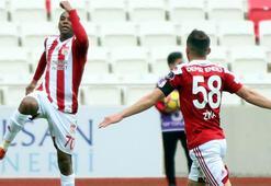 Sivasspor-Osmanlıspor: 3-2