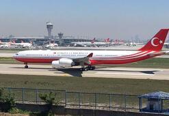 Cumhurbaşkanı Erdoğanın uçağı üçüncü havalimanına inecek mi Açıklama geldi