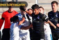Barış Özbeke 12 maç ceza