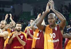 Galatasaray potada zirveye çıktı
