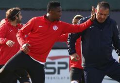 Antalyasporda Fenerbahçe maçı hazırlıkları