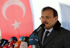 Çavuşoğlu: Sivillerüzerinden Türk askerini itham etmeye çalışıyorlar