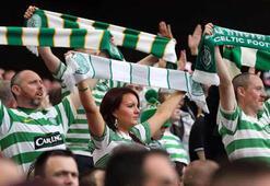 Celtic taraftarlarını korku bastı