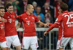 Bundesligada Bayern Münih averajla liderlik koltuğuna oturdu