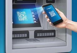 ATMye dokunmadan para çekin