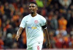 Antalyaspor beraberliğe, Etoo gollere abone