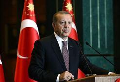 Cumhurbaşkanı Erdoğan: Milletimiz değerlerine sahip çıktığı müddetçe...