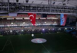 Cumhurbaşkanı Erdoğan Akyazı Stadının adını açıkladı: Şenol Güneş