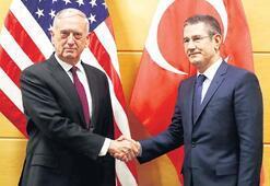 Bakan Canikli, Mattis ile görüştü
