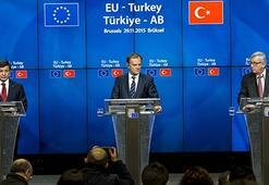 Turkey and EU signs deal