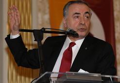 Başkan Cengiz konuştu, Özbek cevap verdi
