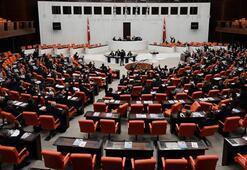 Mecliste kabul edildi Hapis ve para cezası geliyor