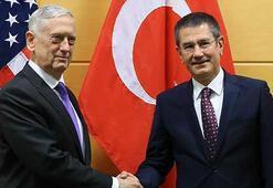 Milli Savunma Bakanı Canikli, ABD Savunma Bakanı Mattis ile görüşecek
