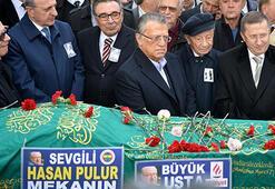 Hundreds bid farewell to Hasan Pulur