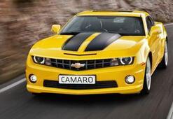 Yeni Chevrolet Camaro Türkiye'ye Geldi