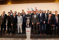 PTT Erkekler Türkiye Kupası basın toplantısı yapıldı