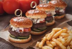 Yılbaşı için nefis atıştırmalık: Mini Hamburger