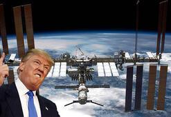 Donald Trump, Uluslararası Uzay İstasyonunu ticari olarak işletilen bir girişime dönüştürmeyi planlıyor