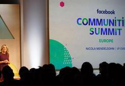 Facebooktan topluluk kuranlara 1 milyon dolara varan yatırım