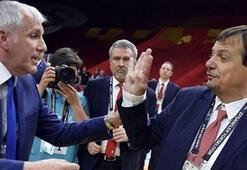 Dev buluşma Obradovic ve Ergin Ataman bir araya geliyor...