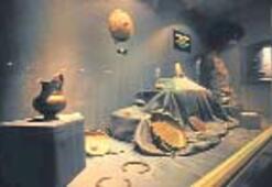 Tarihi eserleri devlet satıyor, bu ambargo niye