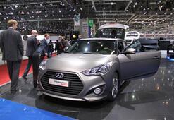 Avrupanın yeni yıldızı Hyundai i20 Cenevrede tanıtıldı