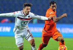 Medipol Başakşehir 2 - 0 Gençlerbirliği