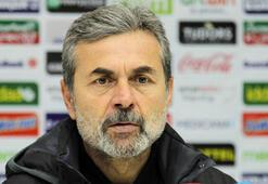 Aykut Kocaman: Avrupa kupalarına katılmayı çok istiyoruz