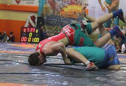 Şalvar Güreşi Şampiyonası K.Maraşta yapıldı
