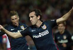 La Ligada Atletico Madrid, lider Barcelona ile puan farkını 2ye düşürdü