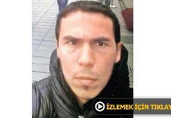 Reinaya saldıran teröristin katliam sonrası rotası...