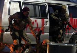 Suriye operasyonundaki Bordo Bereliler film oluyor..
