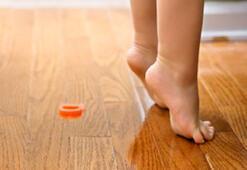 Çocuğunuz parmak ucunda mı yürüyor