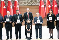 'Ödül alanlar yerli ve milli'