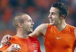 Sneijder: Robinle görüşemiyoruz