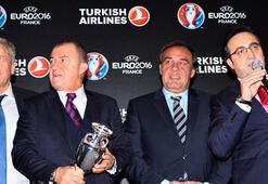 THY, EURO 2016nın resmi sponsoru oldu