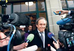 Michel Platiniye kapılar kapalı