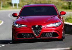 Alfa Romeo Giulia QV'ye ödül