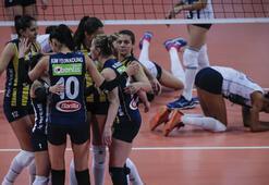 Fenerbahçe-Sarıyer Belediyespor: 3-0