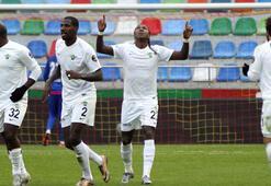 Akhisar Belediyespor ligdeki 3. yenilgisini yine deplasmanda aldı