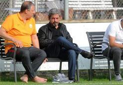 Galatasarayda dev transfer zirvesi