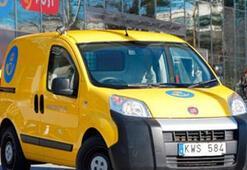 İsveç Posta İdaresi Fiat Fiorinoyu Seçti